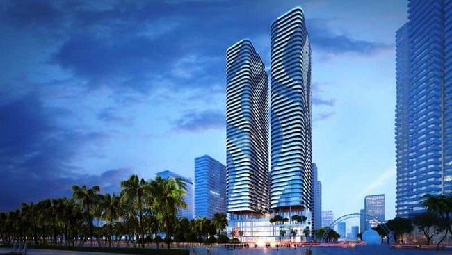 vi-tri-du-an-twin-tower-condotel-da-nag