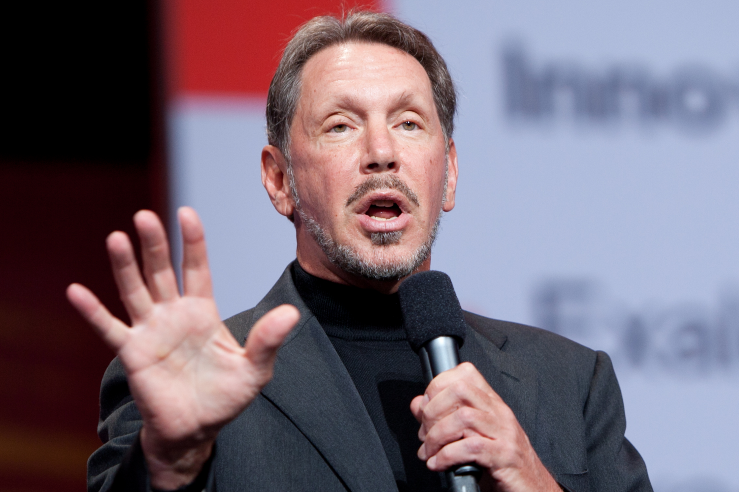 Oracle Co-Founder Larry Ellison Tests the Limits of Employee Activism